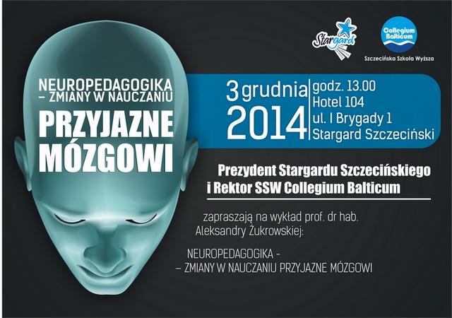 plakat neuropedagogika