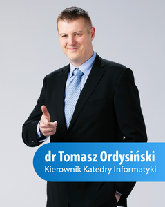 dr Tomasz Ordysiński
