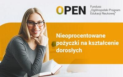 open pożyczki