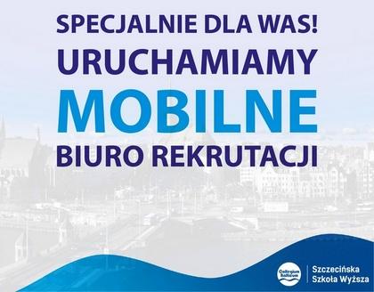 Mobilne biuro rekrutacji