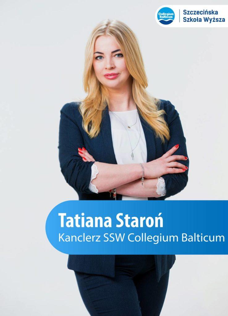 mgr Tatiana Staroń
