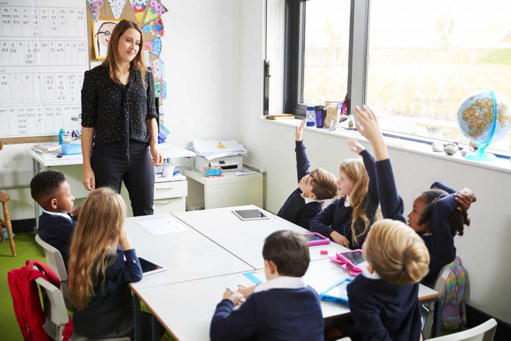 Praca nauczyciel edukacji przedszkolnej i wczesnoszkolnej