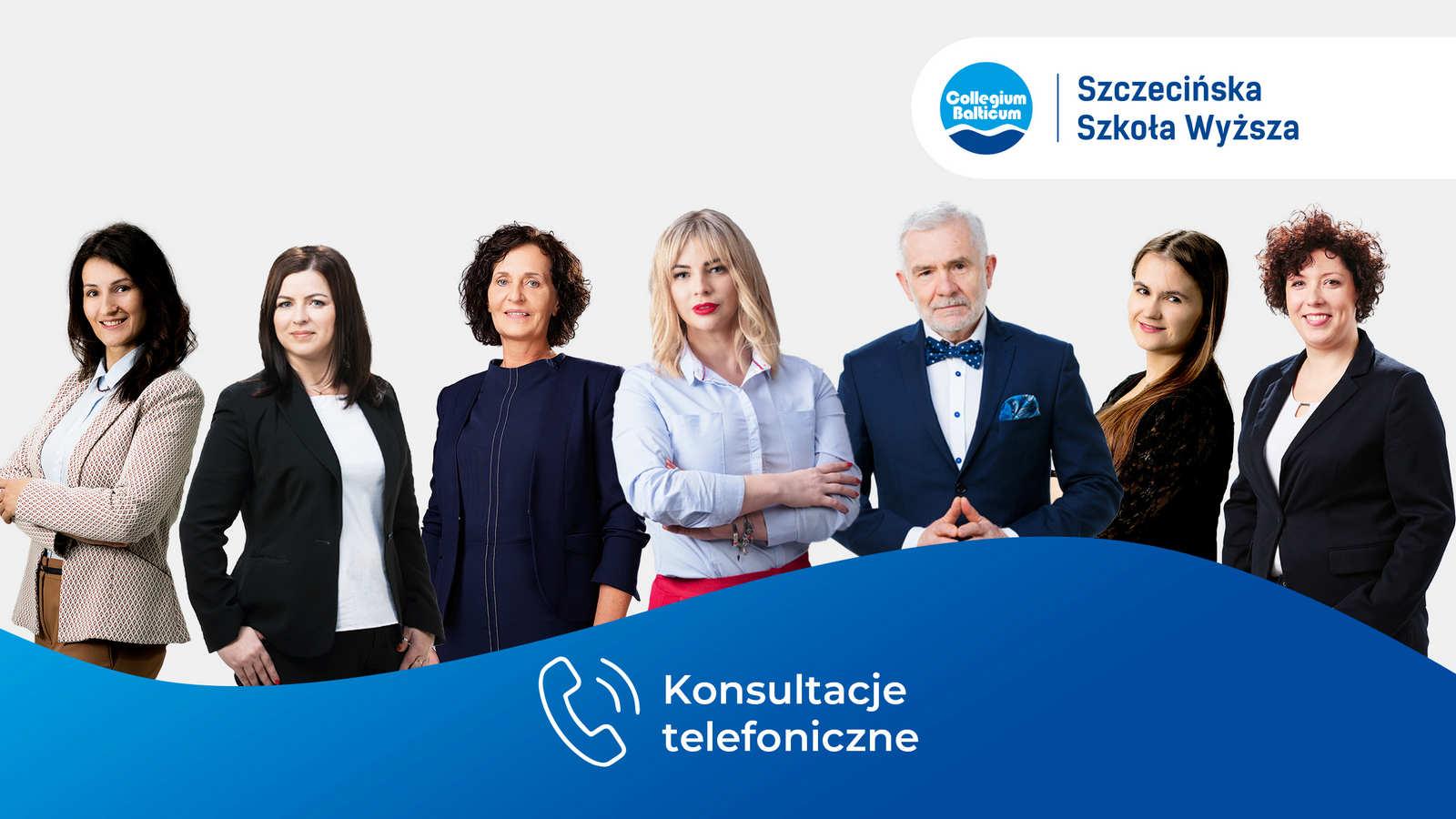 Konsultacje telefoniczne władz uczelni