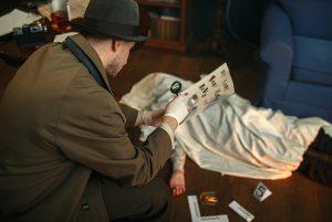 Detektywistyczne powieści