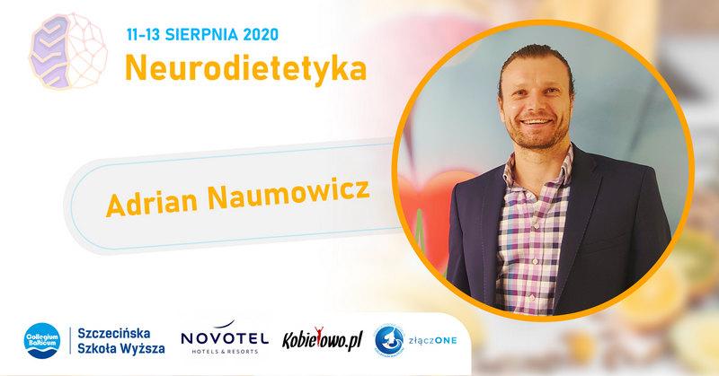 Adrian Naumowicz