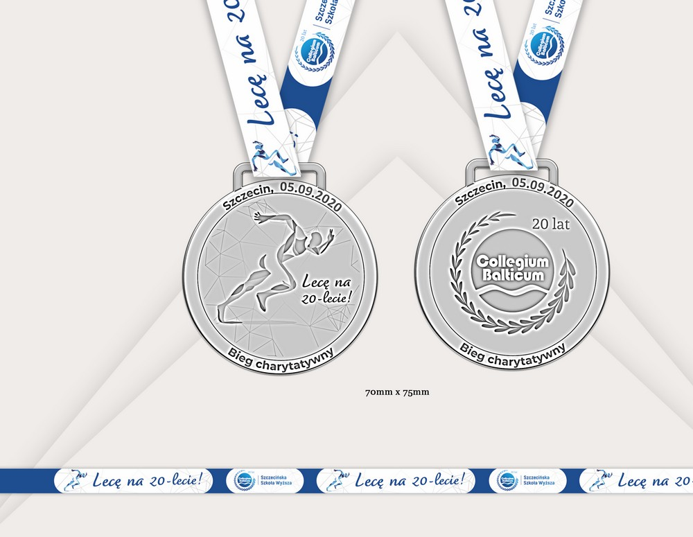 20 lecie medal