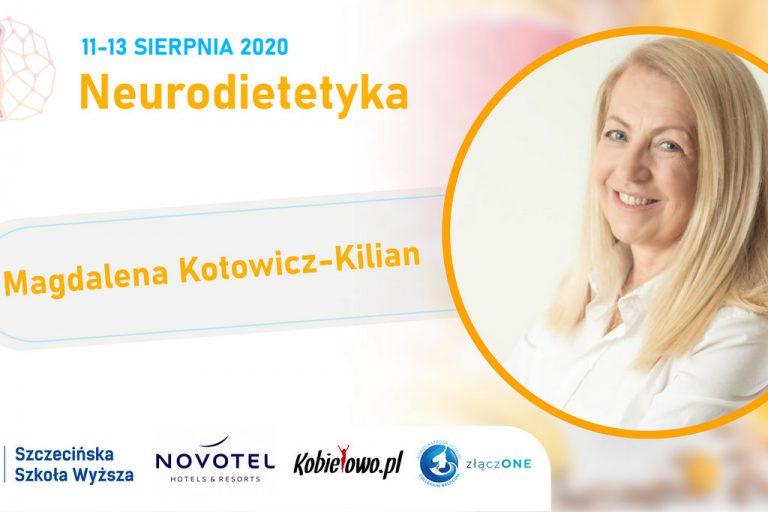 Magdalena Kilian-Kotowicz