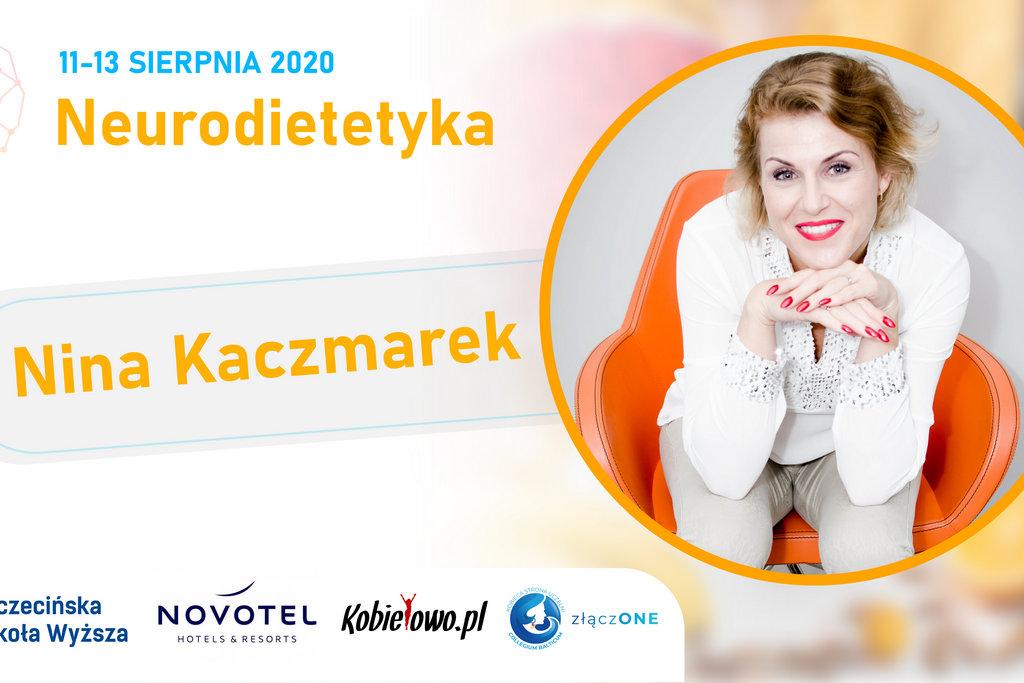 Nina Kaczmarek - blog