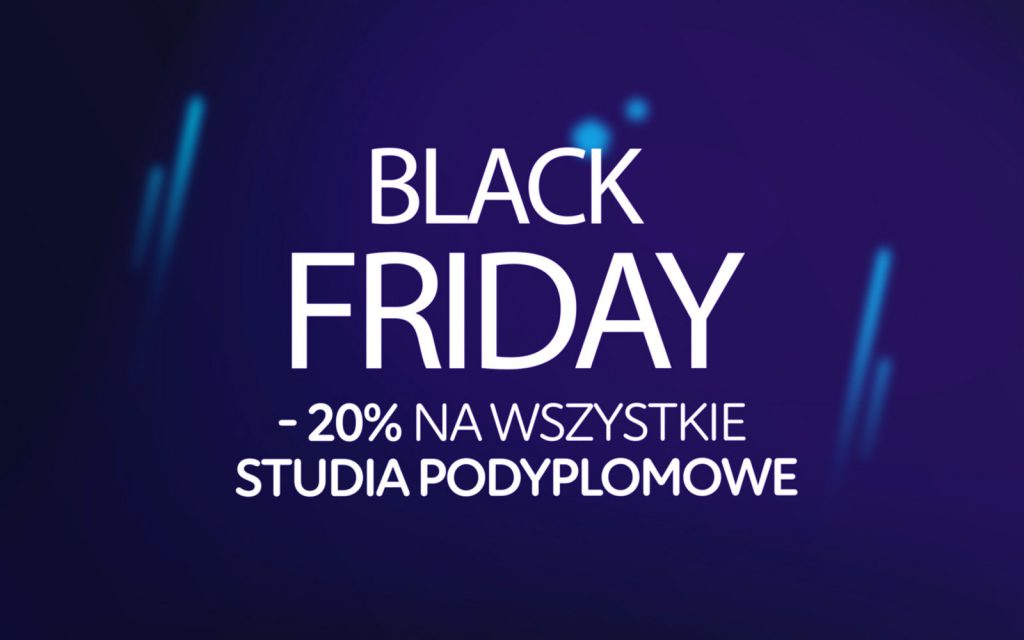 Black Friday w Collegium Balticum