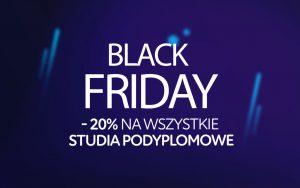 Black Friday w Collegium Balticum
