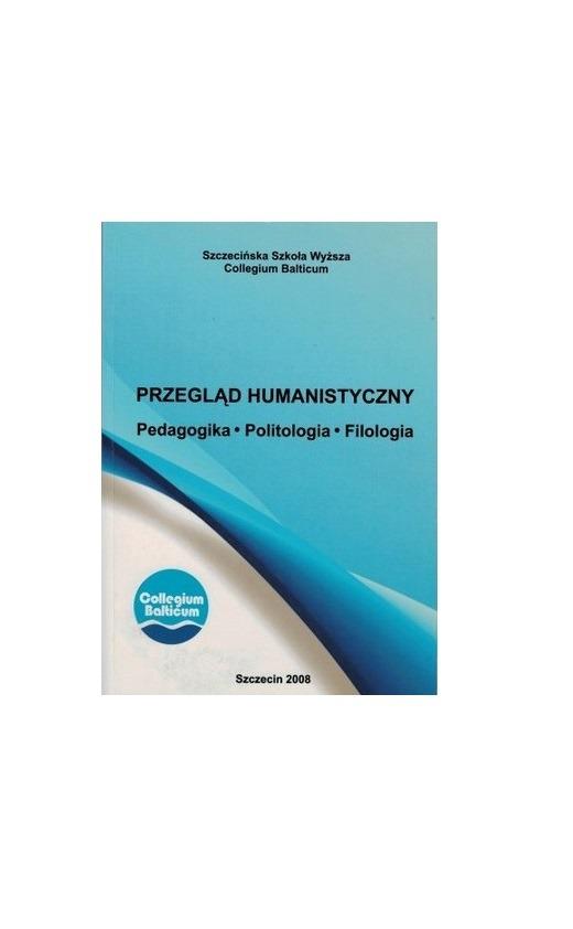 Przegląd Humanistyczny nr1