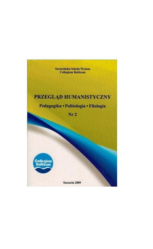Przegląd humanistyczny nr2
